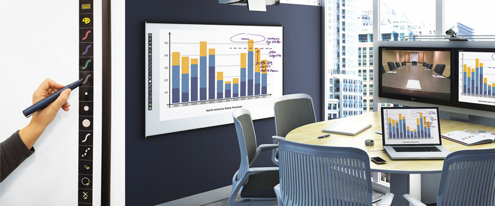 ENO by Polyvision Interactive Whiteboards