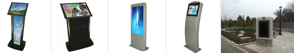 Indoor Kiosks, Outdoor Kiosks, Touch Screen Kiosks