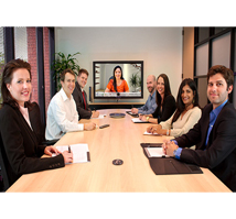 Life Size Video Conferencing