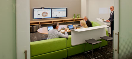 Mediascape Workplace AV Furniture