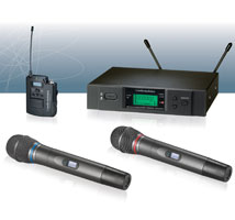 Microphones And Accessories For AV Presentations